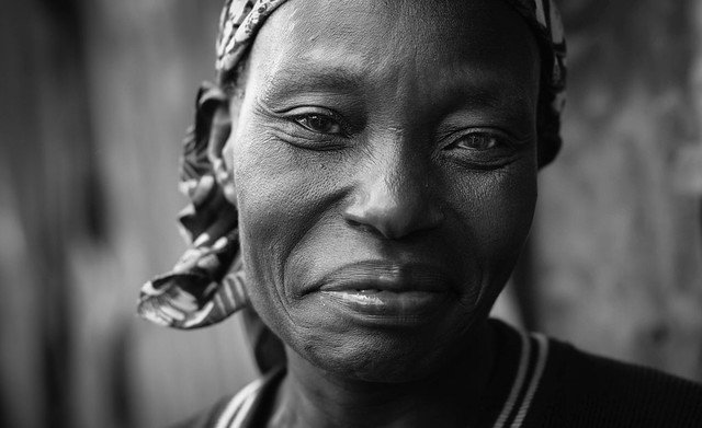 Portrait from Nairobi