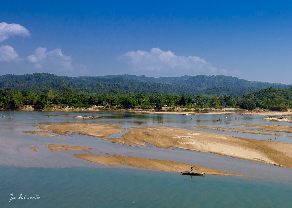 Shomeshwari River