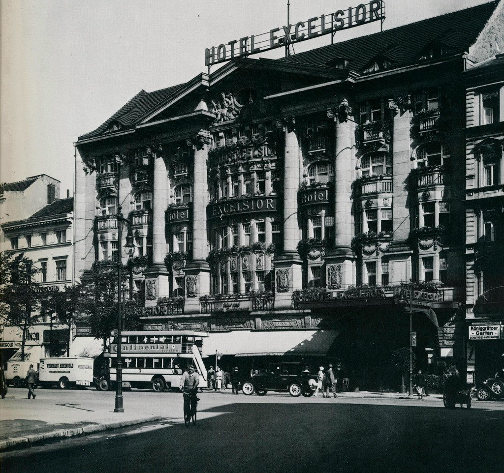 Hotels Berlin Zoologischer Garten: Germany At The End Of The 19th Century / Before WWII