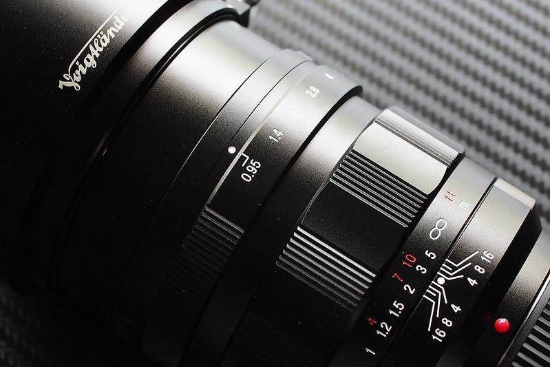 NOKTON 42.5mm f/0.95|Voigtlander 福倫達