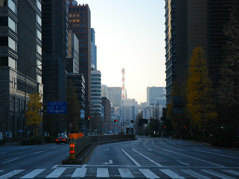 原來是箱根驛傳起跑的光景
