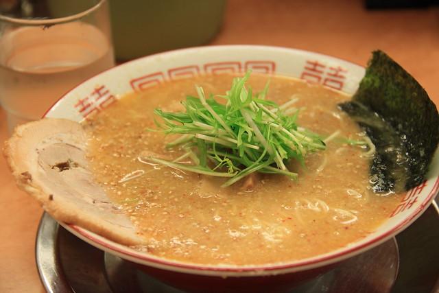 京都 Tengu 拉麵