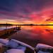 Lake Winnipesaukee by Robert Allan Clifford