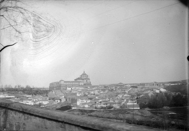 Hospital Tavera en 1899. Fotografía de René Ancely © Marc Ancely, signatura ANCELY_1899_2552_2556