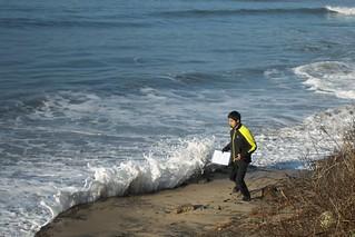 King Tide Observation - Mirada Surf Park
