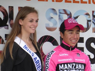 Aldemar REYES (Team Manzana Postobon)