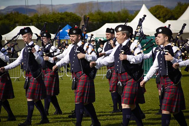 The British Pipe Band Championships 2016 (57)