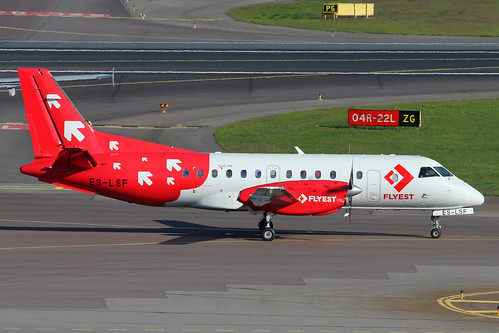 ES-LSF | Saab 340A | Flyest (Airest)