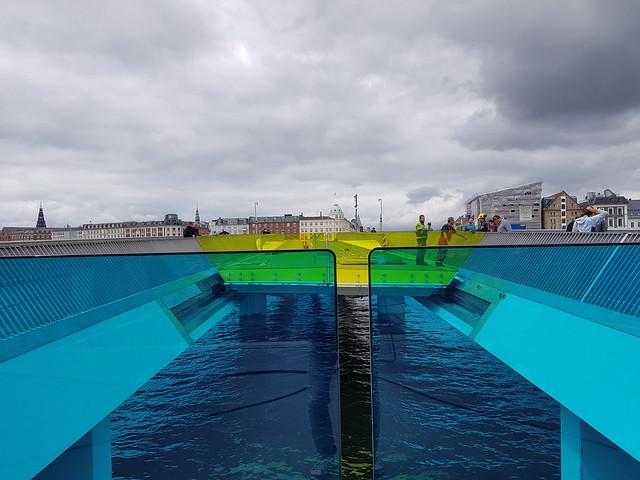 Inderhavnsbro - Inner Harbour Bridge - Copenhagen