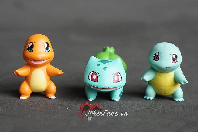 Móc khóa Bulbasaur - Pokemon