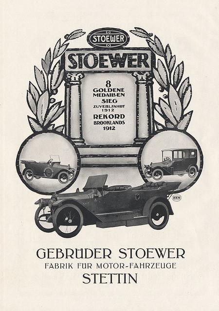 Stoewer 476
