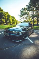 2000 BMW E39 540i