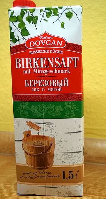Dovgan Birkensaft