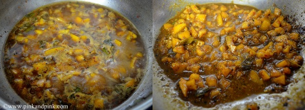 Orange peel pickle step5