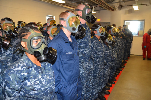 "Custom-Fit ""Chem Gear"" Protects Forward-Deployed Sailors"