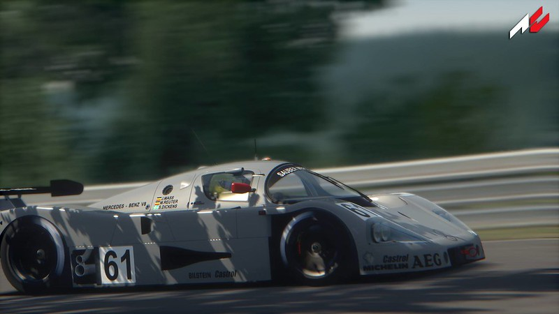 New Assetto Corsa Sauber Mercedes C9