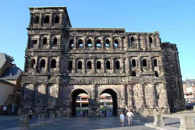 Porta Nigra — Trier, Germany