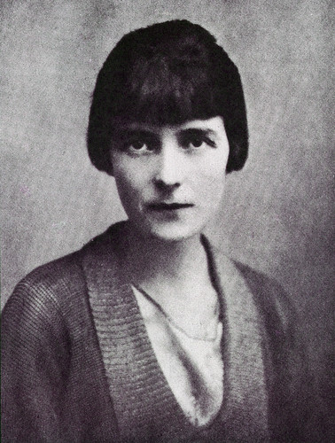 Katherine Mansfield was an internationally acclaim...