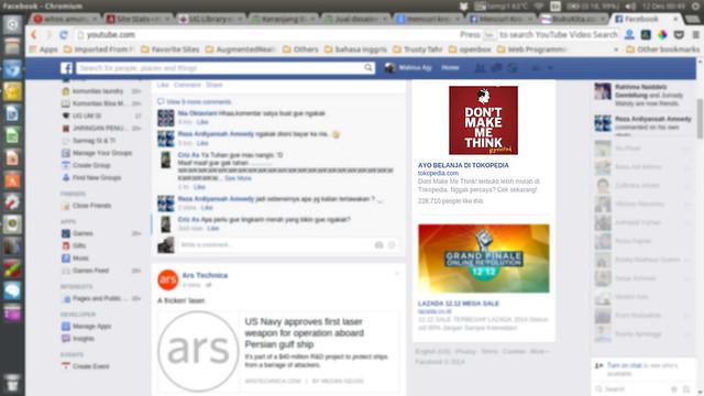 iklan di mana-mana (facebook)