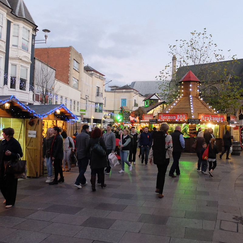 Christmas in Cardiff