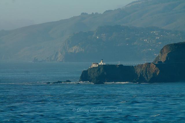 Alcatraz island?