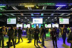 SQLPASS Summit 2014 reception