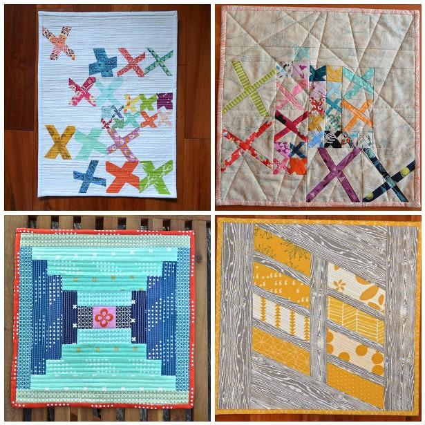 2014: Mini Quilts