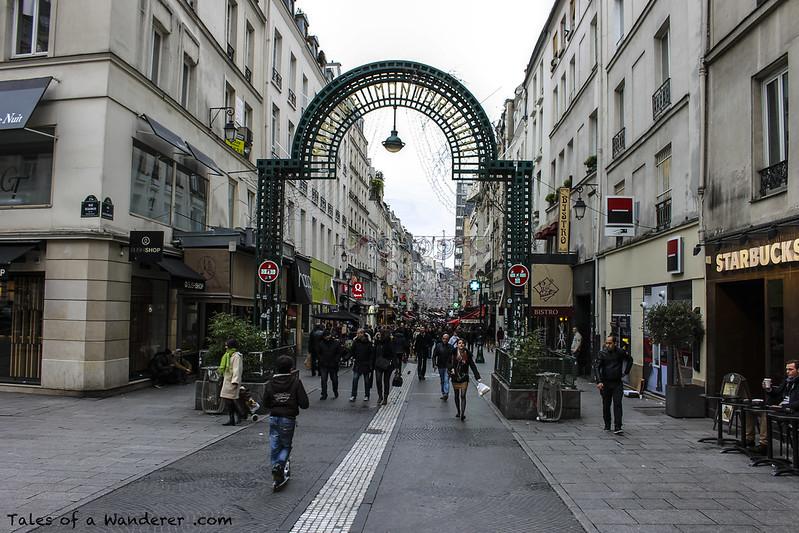 PARIS - Rue Réaumur