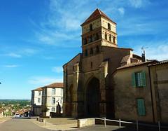 L'église Sainte-Quitterie d'Aire-sur-Adour, chemins de Saint Jacques de Compostelle - Photo of Geaune
