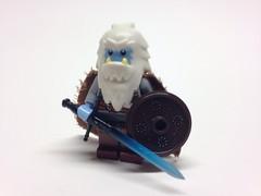 Iesaldis - The Sword of Ice