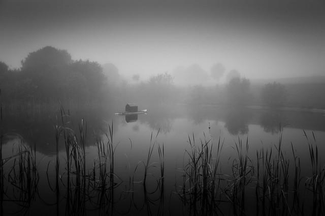 Scott Baldock - Misty Lake