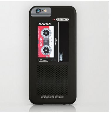 twin peaks phone case