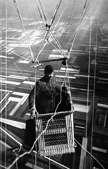 Image of WW1 Observation Balloon