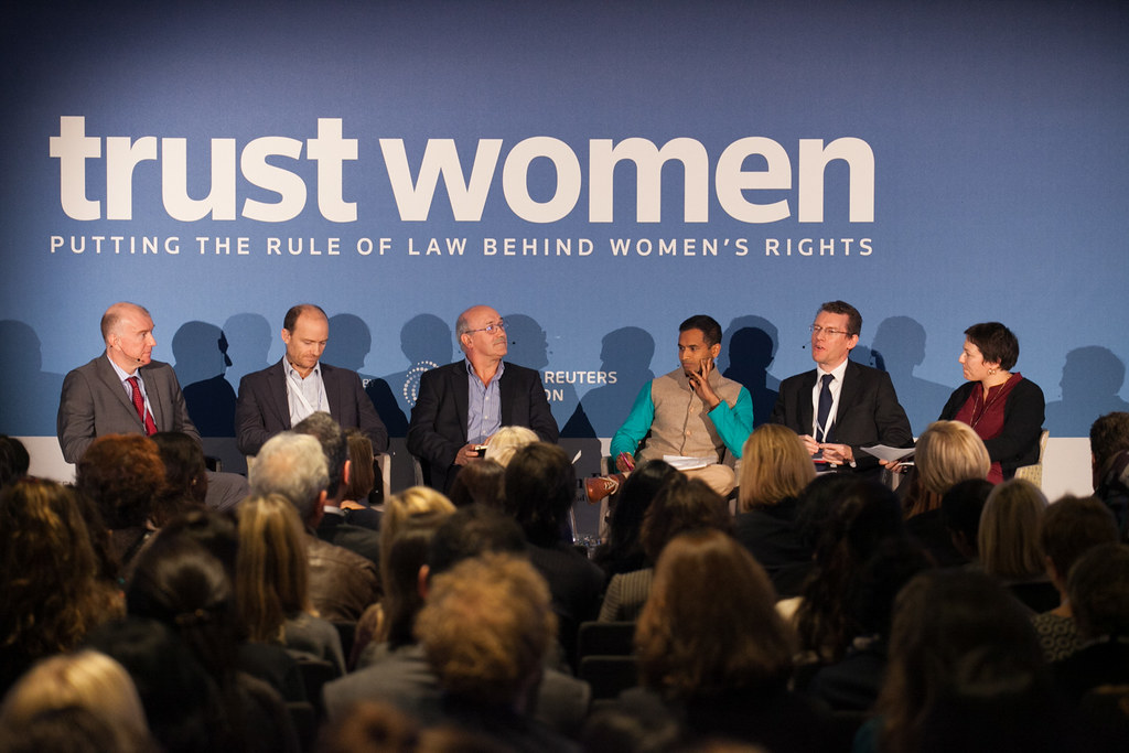 Photos | Trust Women Conference