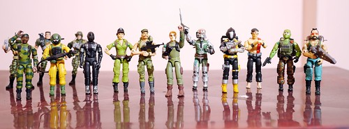 G.I Joe Lineup