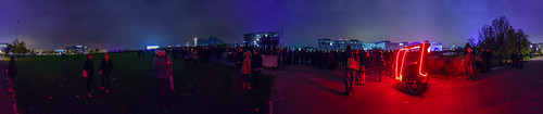 Rikschorama 4: Lichtgrenze gucken, November 2014