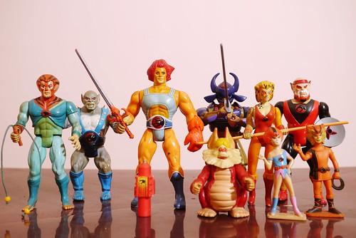 Thundercat toys