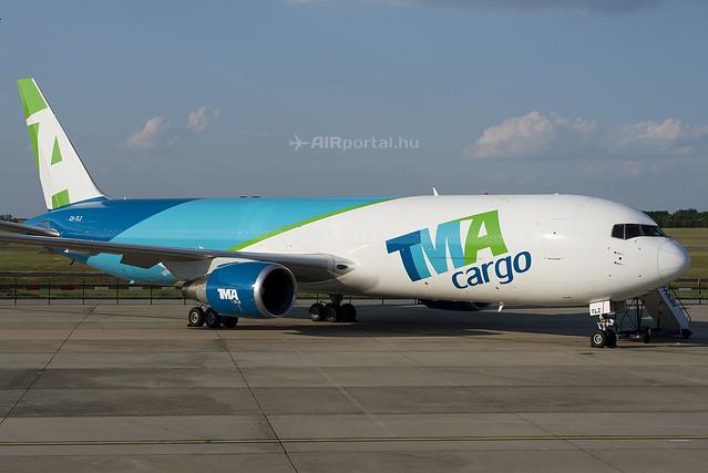 Leállt a Trans Mediterranean Airways