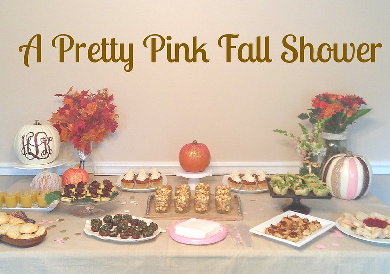 Pretty Fall Party