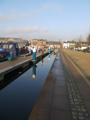 Worcester - Canals