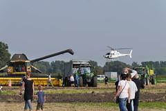 Hubschrauber im Landeanflug #1