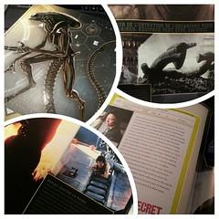 Le rapport Weyland-yutani