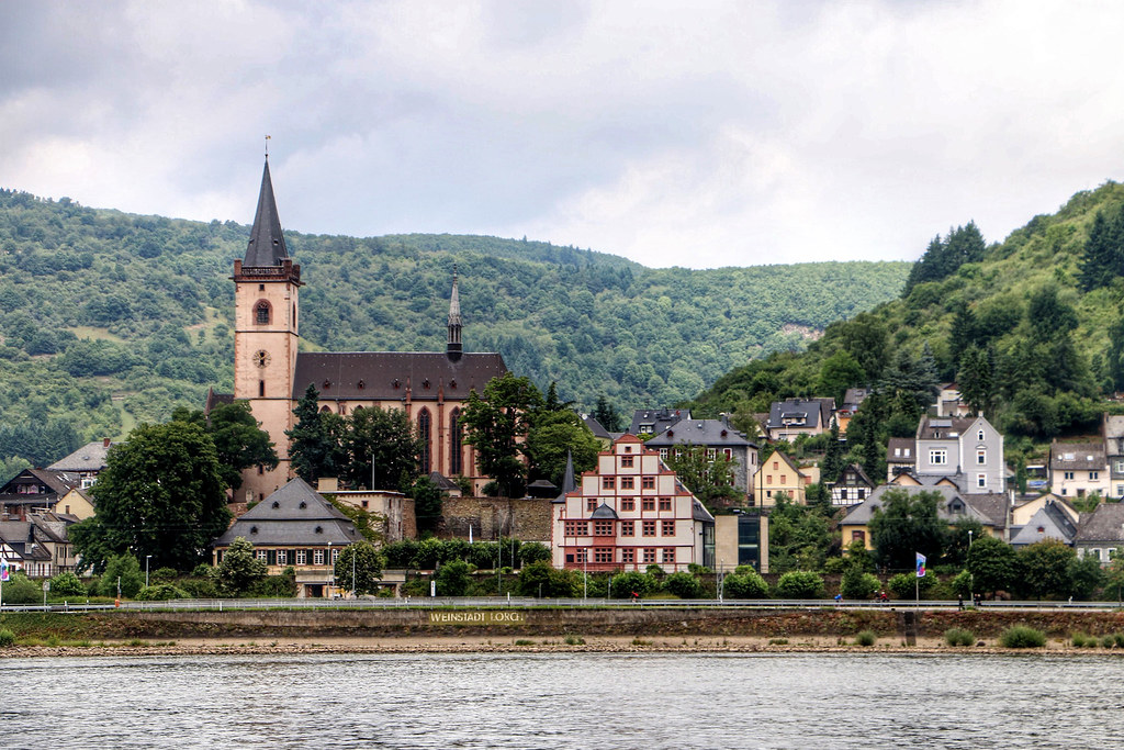 Tracing My Roots Down the Rhine