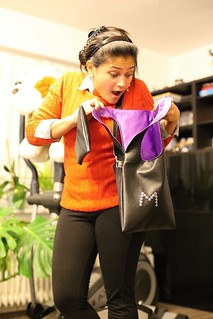 Michelle y su regalo