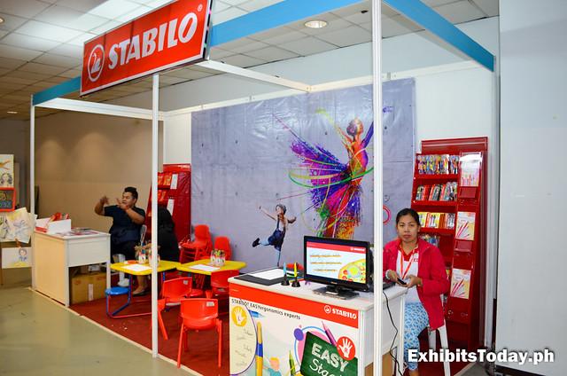Stabilo Exhibit Stand