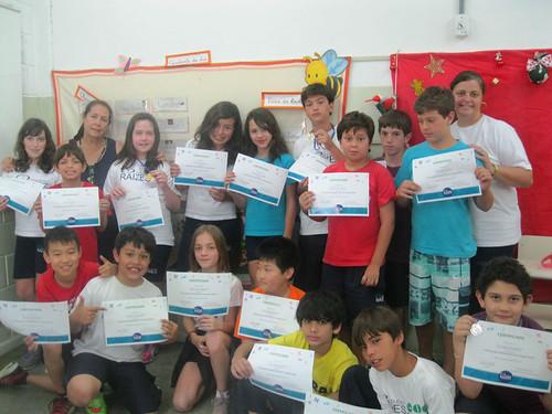 Olimpíada de Matemática 2014