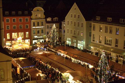 Weihnachtsmarkt Regensburg