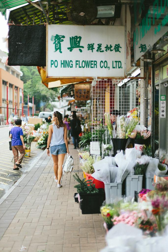 Hong Kong's Markets