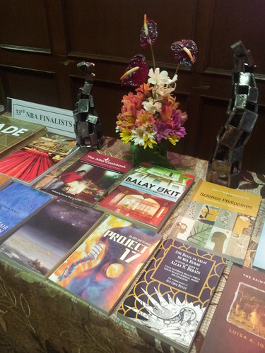 Philippine Speculative Fiction and the National Book Awards