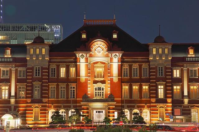 東京都 東京駅丸の内駅舎
